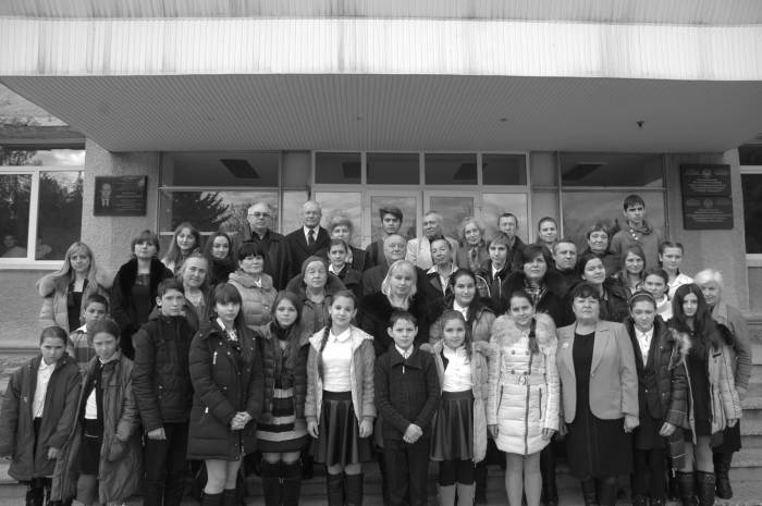Финалисты литературного Конкурса Василия Гурковского, Слободзея 2015 г